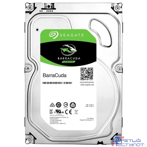 3TB Seagate Barracuda (ST3000DM007) {SATA 6 Гбит/с, 5400 rpm, 64 mb buffer}