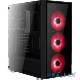 MidiTower  AeroCool ''Quartz Red'' ATX 2.03,  без б/п 68934