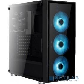 MidiTower  AeroCool ''Quartz RGB'' ATX 2.03,  без б/п 68958