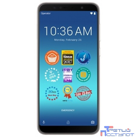 ASUS ZenFone Max Pro M1 ZB602KL-4H006RU Meteor Silver/6