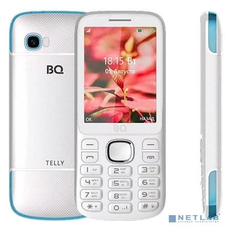 BQ 2808 TELLY, White+blue