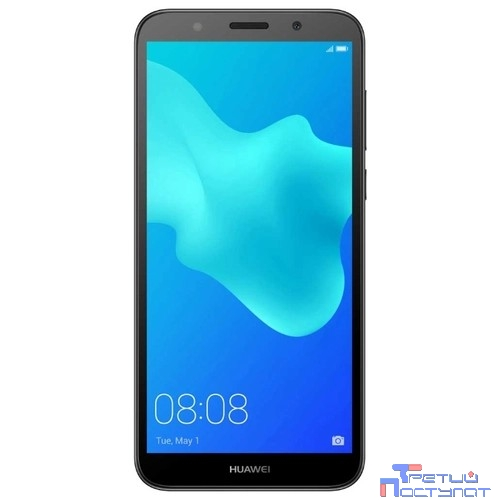 Huawei Y5 Prime 2018 black 16GB