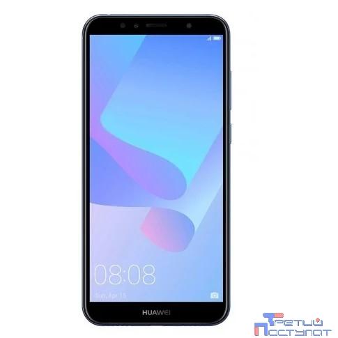 Huawei Y6 Prime 2018 (ATU-L31) Black {5.7