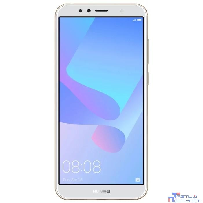 Huawei Y6 Prime 2018 (ATU-L31) Gold {5.7