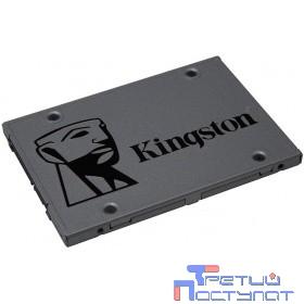 Kingston SSD 480GB UV500 Series SUV500/480G {SATA3.0}