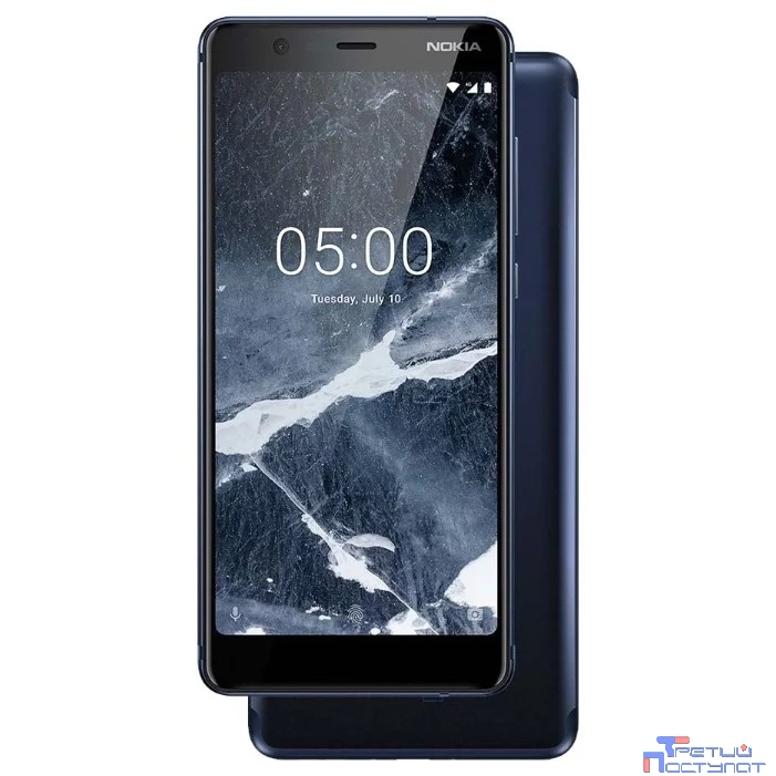 NOKIA 5.1 DS BLUE [11CO2L01A09]