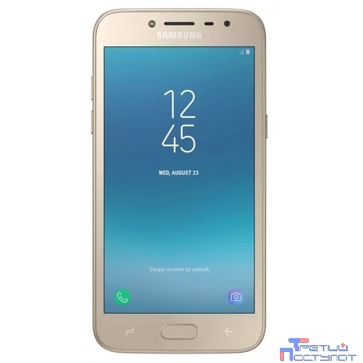 Samsung Galaxy J2 (2018) SM-J250F gold (золотой) {5