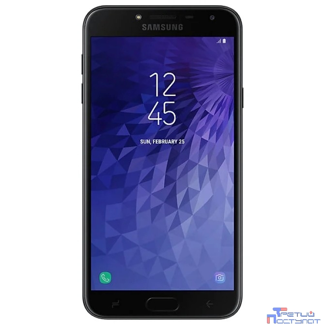 Samsung Galaxy J4 (2018) SM-J400F/DS (чёрный) 32Гб {5.5