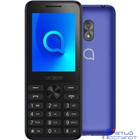 Alcatel 2003D Metallic Blue 2Sim 2.4