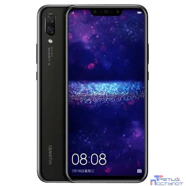 Huawei Nova 3 black {6.3
