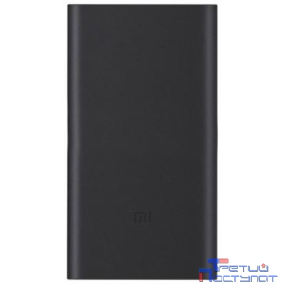 Xiaomi Mi Powerbank 2i {slim} 10000 black (PLM09ZM/VXN4229CN)