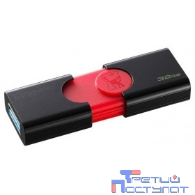 Kingston USB Drive 32Gb DT106/32GB {USB3.0}
