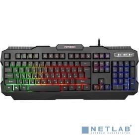 Гарнизон Клавиатура игровая GK-330G, подсветка, код ''Survarium'',  USB, черный, антифантомные  клавиш