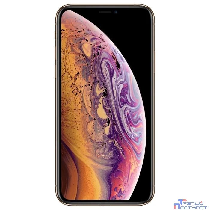 Apple iPhone XS 64GB Gold (MT9G2RU/A)