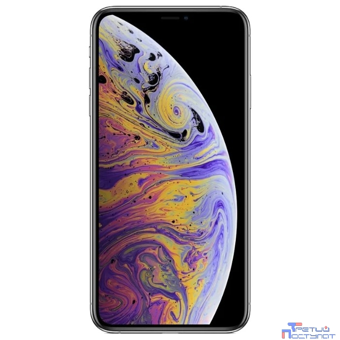 Apple iPhone XS MAX 512GB Silver (MT572RU/A)