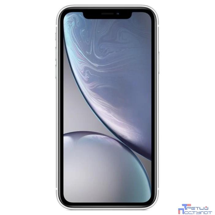Apple iPhone XR 64GB White (MRY52RU/A)