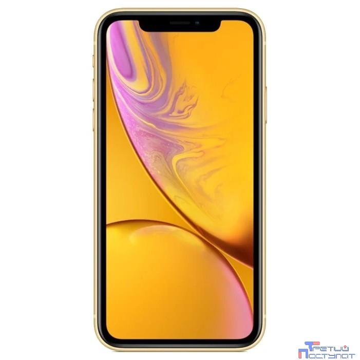 Apple iPhone XR 128GB Yellow (MRYF2RU/A)