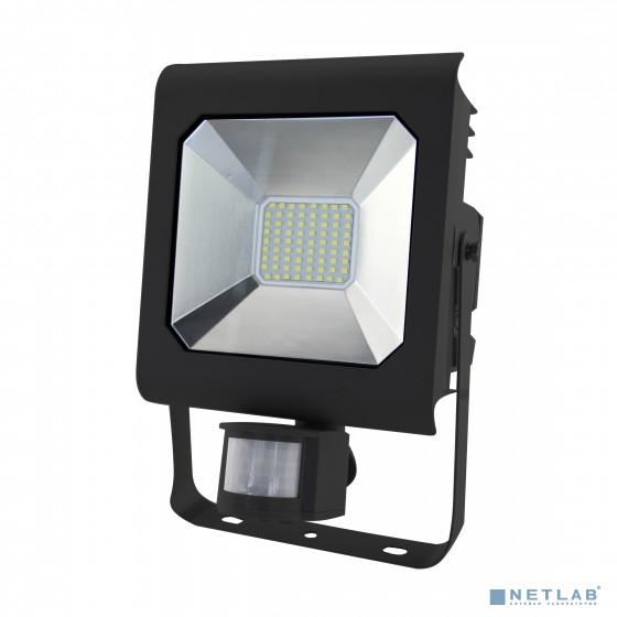 ЭРА Б0028664 Прожектор светодиодный LPR-50-4000К-М-SEN SMD PRO