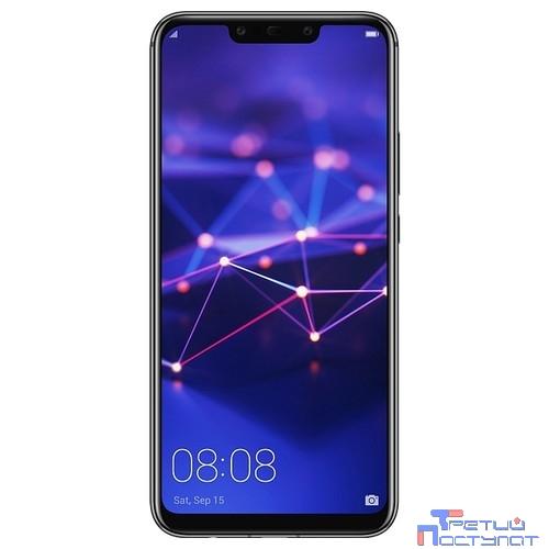 Huawei Mate 20 Lite Black {6.3