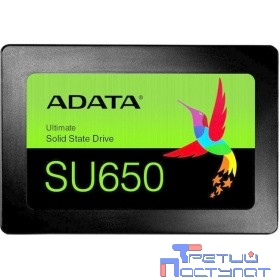 A-DATA SSD 120GB SU650 ASU650SS-120GT-R {SATA3.0}