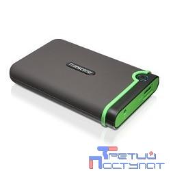 Transcend Portable HDD 500Gb StoreJet TS500GSJ25M3S {USB 3.0, 2.5