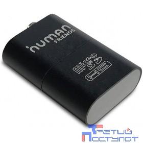 USB 2.0 Card reader CBR Human Friends Speed Rate Futuric Black