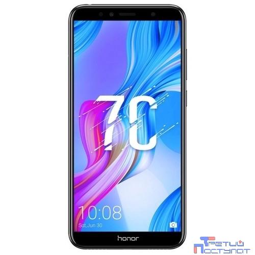 Honor 7C Black 32Gb/3Gb {5.7