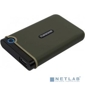Transcend Portable HDD 1Tb StoreJet TS1TSJ25M3G {USB 3.0, 2.5''}