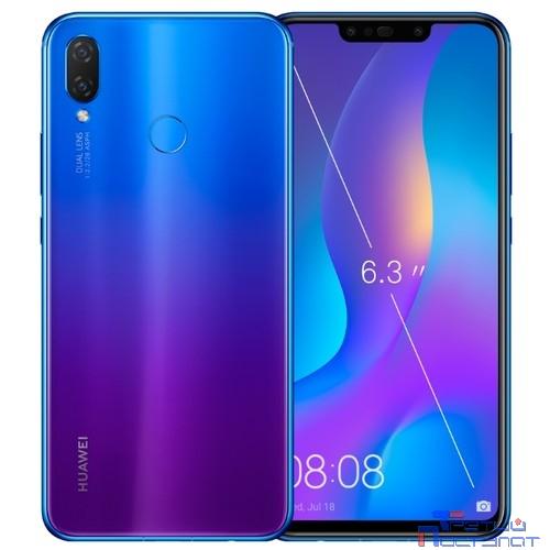 Huawei Nova 3 Iris Purple (ФИОЛЕТОВЫЙ) {6.3