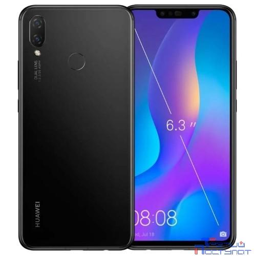 Huawei Nova 3i 64Gb Black {6.3