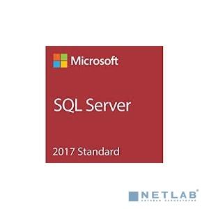 228-11033 Microsoft SQL Server Standard Edtn 2017 English DVD 10 Clt