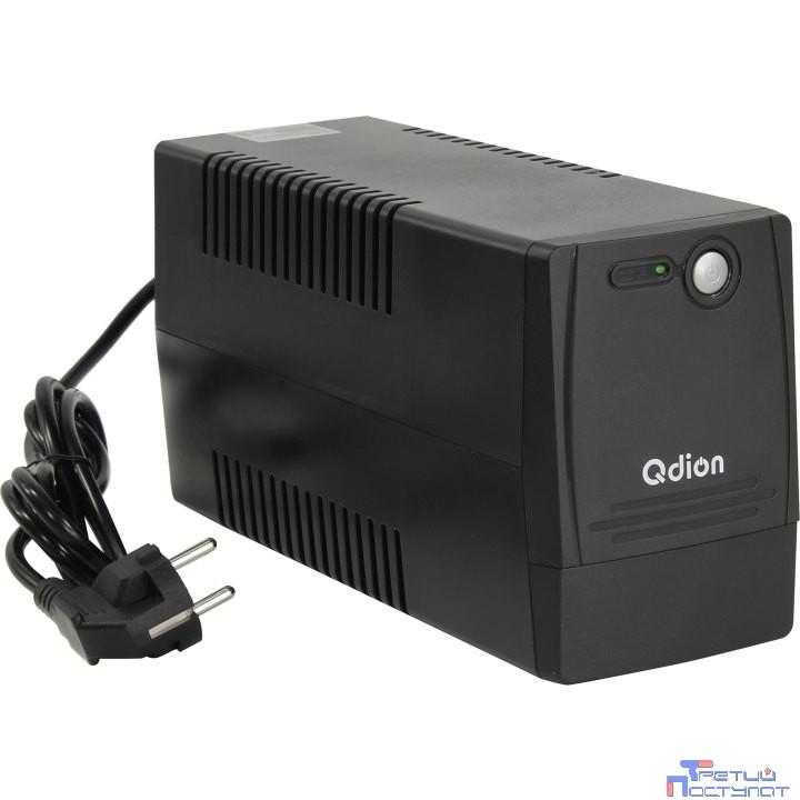 FSP Q-Dion 450VA QDP450 831-C14042-00G {Line interactive, 240W,2*Schuko}