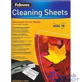Fellowes Чистящий лист для очистки валов ламинатора, FS-5320601, 10 шт.