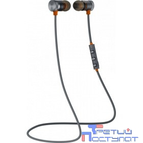 Defender OutFit B710 черный+оранжевый, Bluetooth [63712]