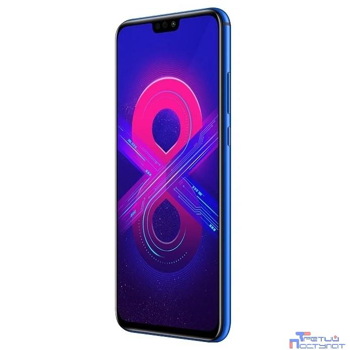 Honor 8X 64Gb blue JSN-L21 64GB/4GB