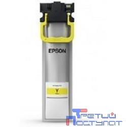 EPSON C13T945440  Контейнер жёлтый повышенной емкости для WF-C5xxx (bus)