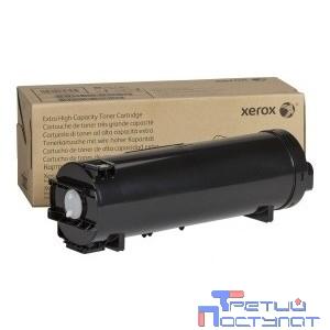 Xerox 106R03945 Тонер-картридж экстра-повышенной ёмкости для VL B600/B605/B610/B615, 46 700 страниц