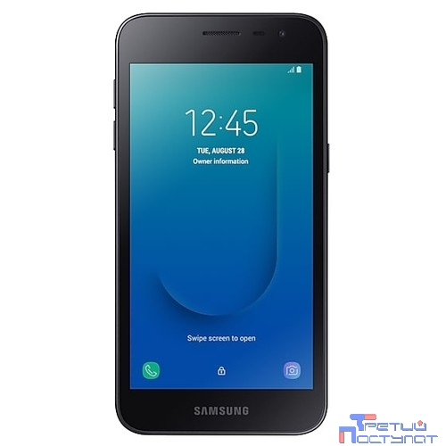 Samsung Galaxy J2 Core SM-J260F/DS (чёрный) 8Гб [SM-J260FZKRSER]