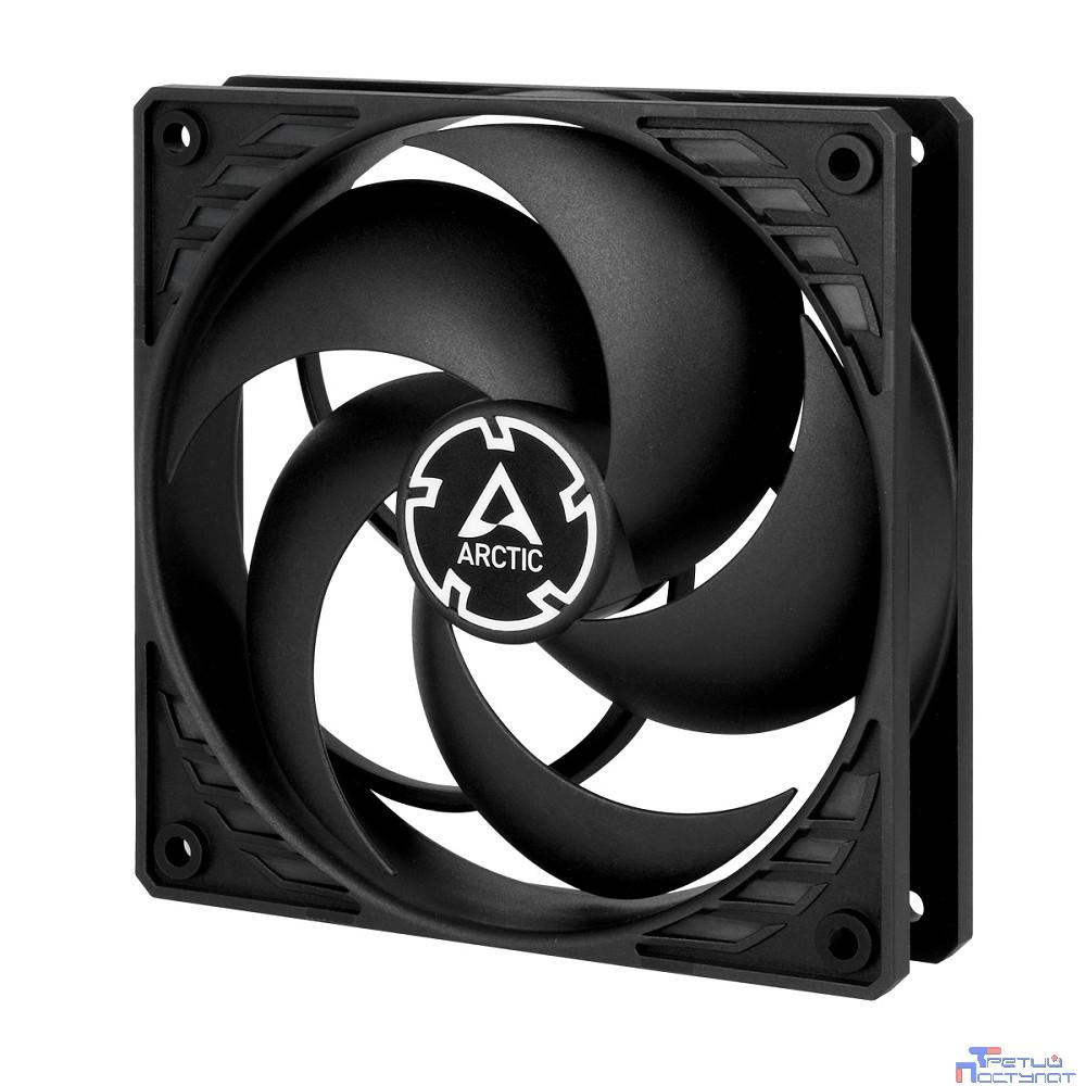 Case fan ARCTIC P12 PWM (black/black)- retail (ACFAN00119A)