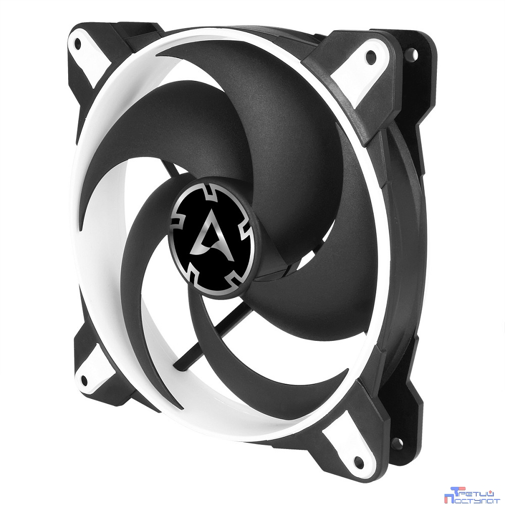 Case fan ARCTIC BioniX P140 (WHITE) 3-х  фазный мотор - retail (ACFAN00128A)