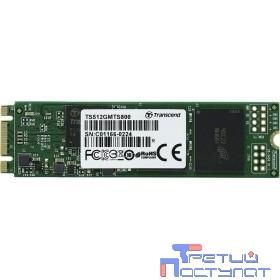 Transcend SSD 512GB M.2 800 series TS512GMTS800S