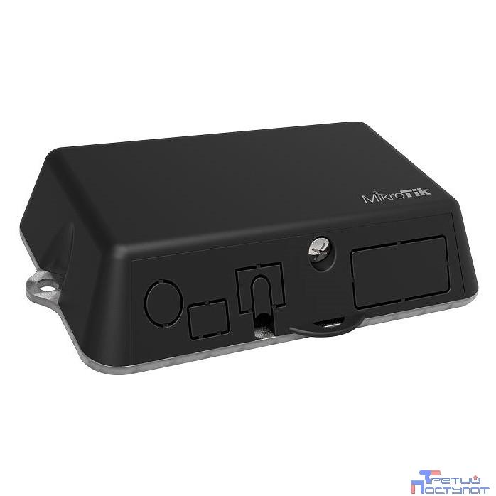 MikroTik LtAP mini Точка доступа для транспорта, 2.4 ГГц (b/g/n), GPS, 1x miniPCIe