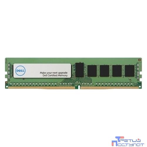 Память DELL 8GB (1x8GB) UDIMM 2400MHz - Kit for 13G servers (R330, T330, R230, T130, T30) {analog 370-ADPS} 370-adpu / 370-adput