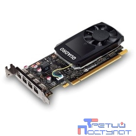 PNY  Quadro P1000 4GB OEM [VCQP1000DVIBLK-1]
