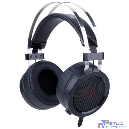 Defender Scylla черный+красный, кабель 2 м Redragon [75064]