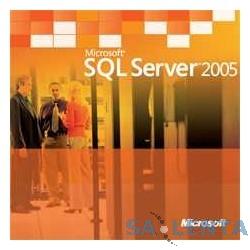 228-05236  SQL Svr Standard Edtn 2005 Win32 English Disk Kit MVL CD/DVD [лицензия приобретается отдельно]