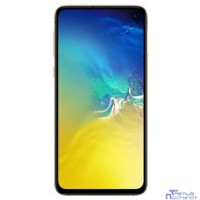 Samsung Galaxy S10e 6/128GB (2019) SM-G970F/DS цитрус [SM-G970FZYDSER ]