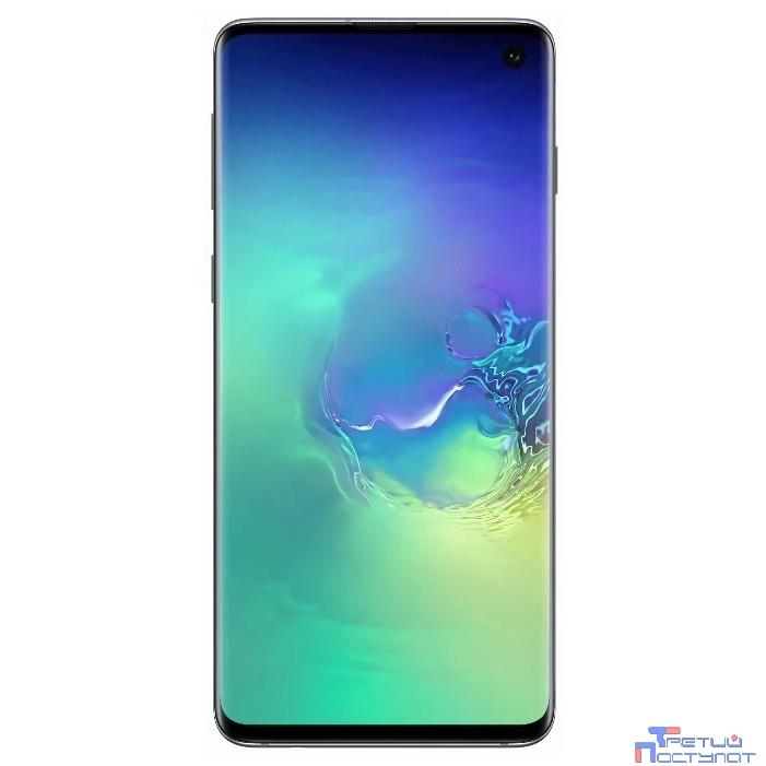 Samsung Galaxy S10 8/128GB (2019) SM-G973F/DS аквамарин (SM-G973FZGDSER)