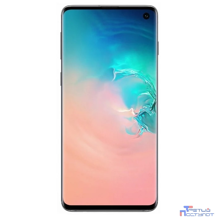 Samsung Galaxy S10 8/128GB (2019) SM-G973F/DS перламутр (SM-G973FZWDSER)
