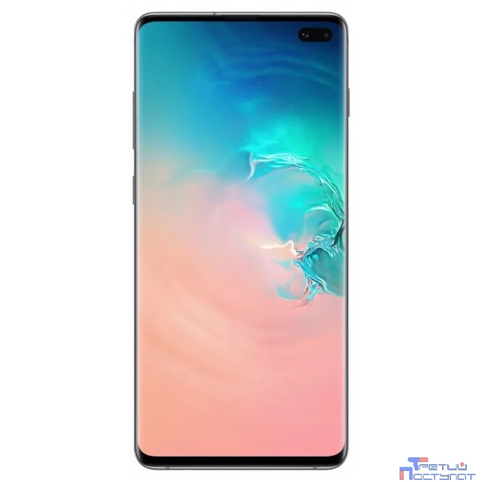 Samsung Galaxy S10+ 8/128GB (2019) SM-G975F/DS перламутр (SM-G975FZWDSER)